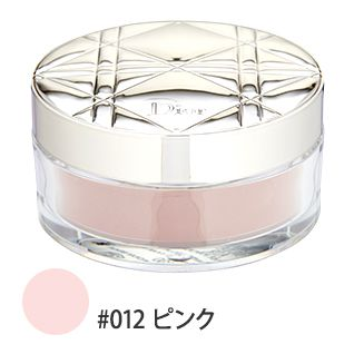 ディオールスキン ヌード エアー ルース パウダー #012(ピンク) 16g