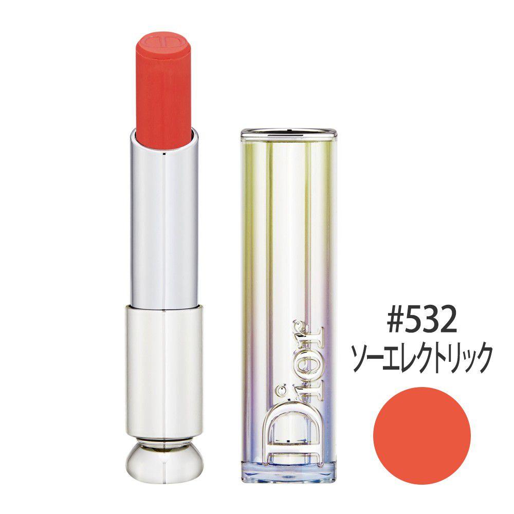 ディオール アディクト リップスティック #532(ソーエレクトリック) 3.5g