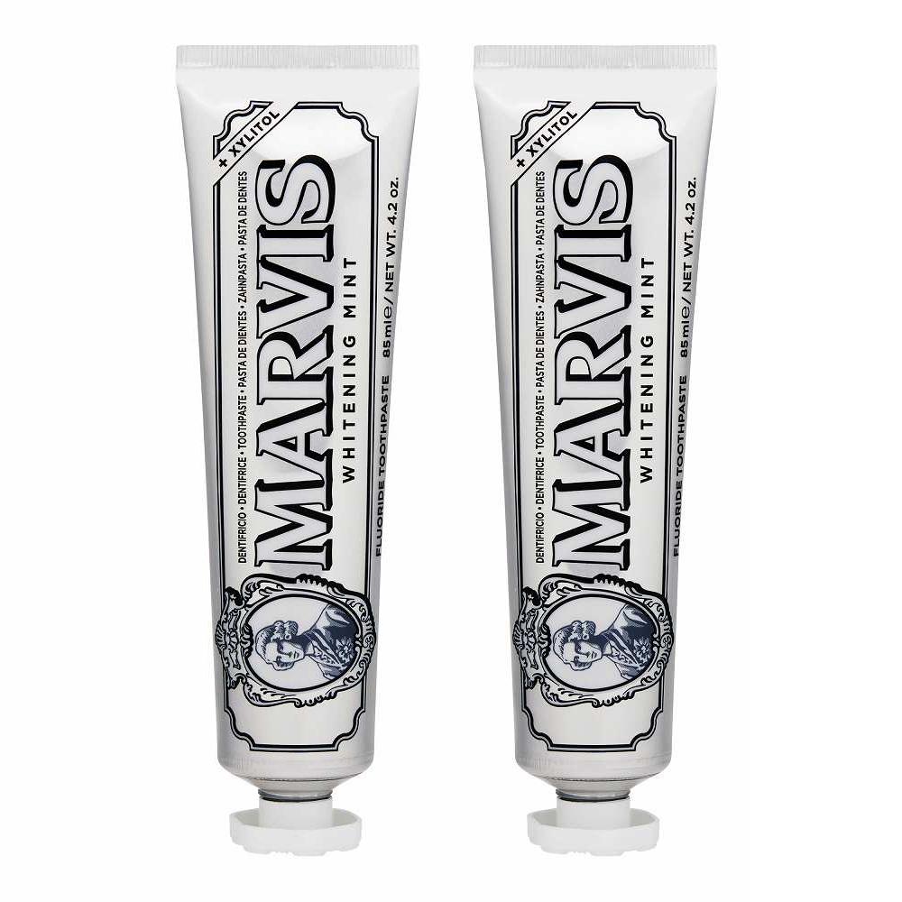 ホワイト・ミント歯磨き粉 85ml×2