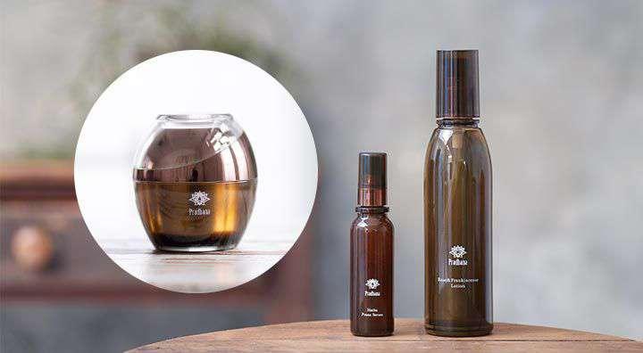 アーユルヴェーダに基づいた健康美を追求する「プラダーナ」に待望の新商品登場!